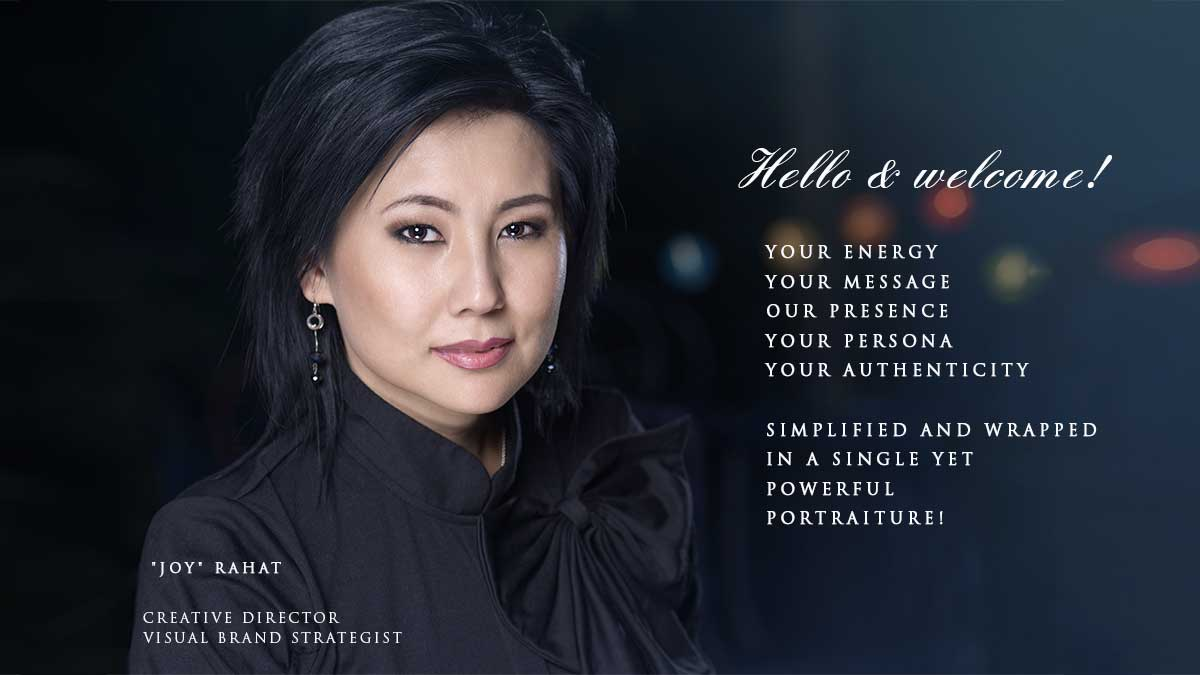 Joy Rahat Branding Portrait Photographer