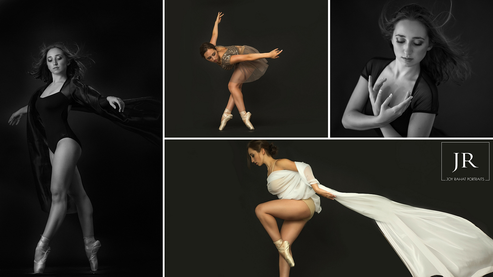 fine art ballet dance portrait photographer joy Rahat