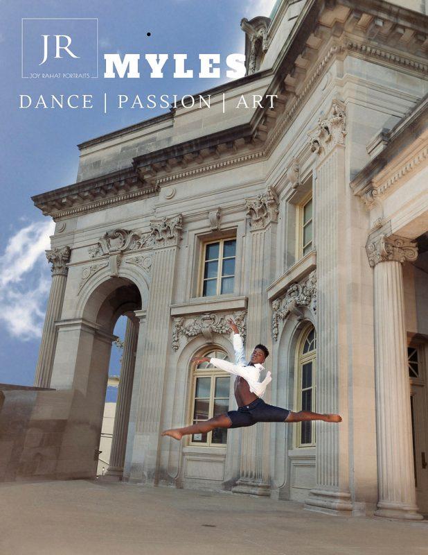 Ballet Dance Portraits Winchester VA