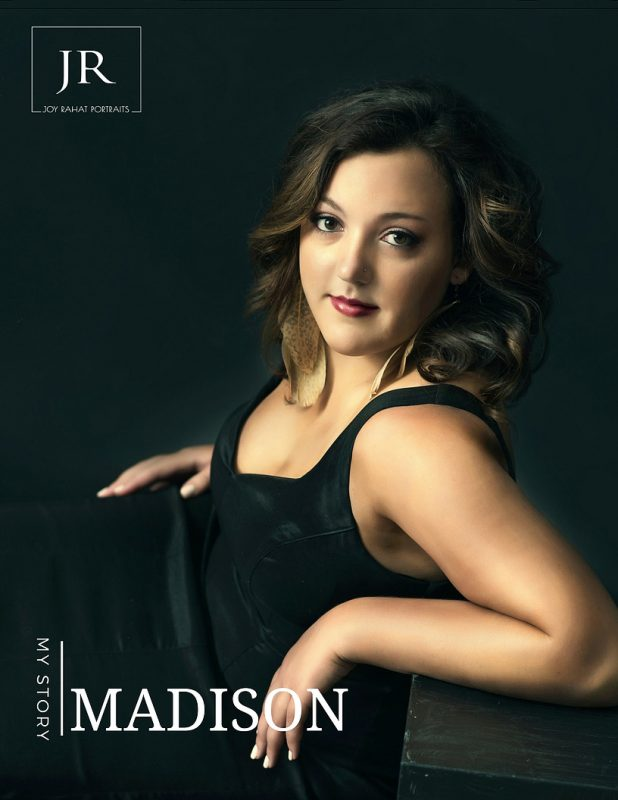 Winchester VA High School Senior Beauty Portrait Photographer