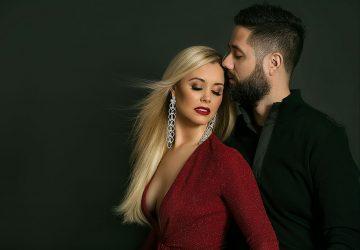 Leesburg VA couples portraits