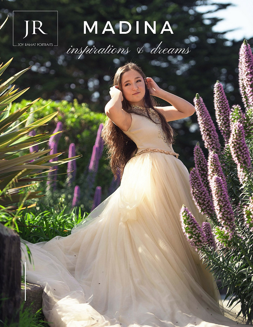 Monterey CA, Senior Portrait Photography