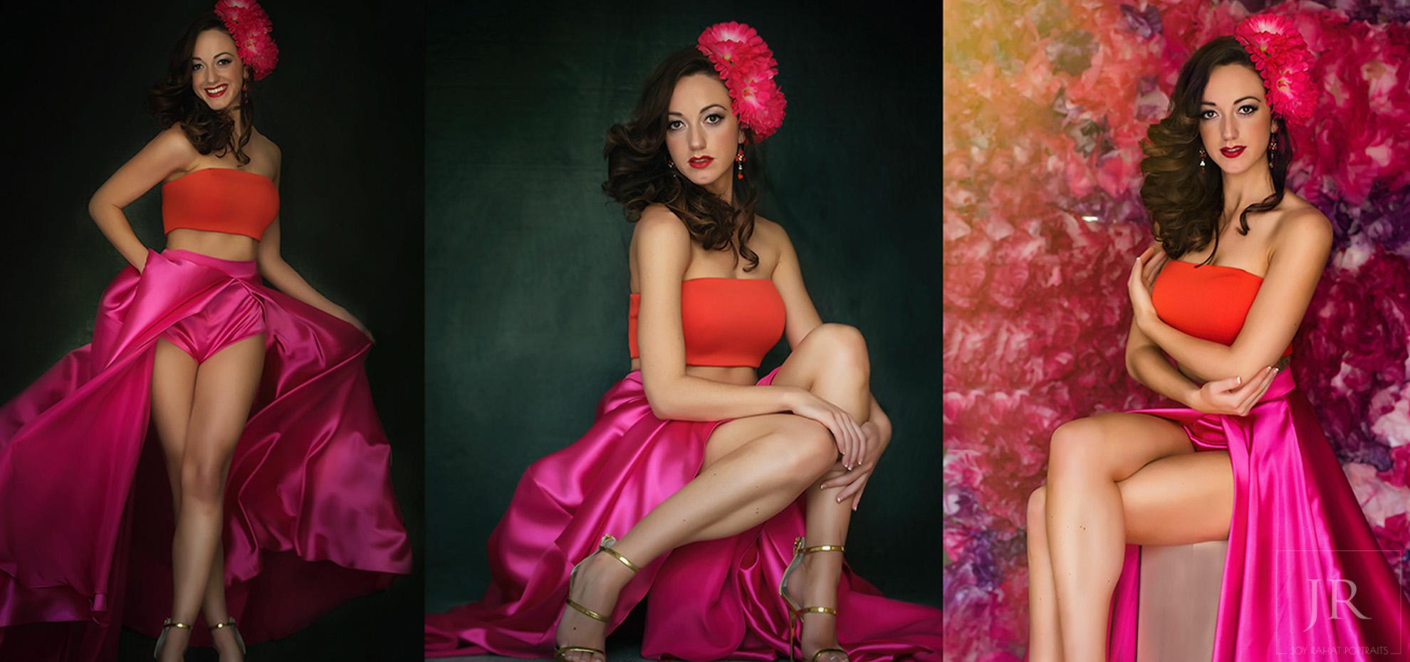 winchester boudoir portrait photographer