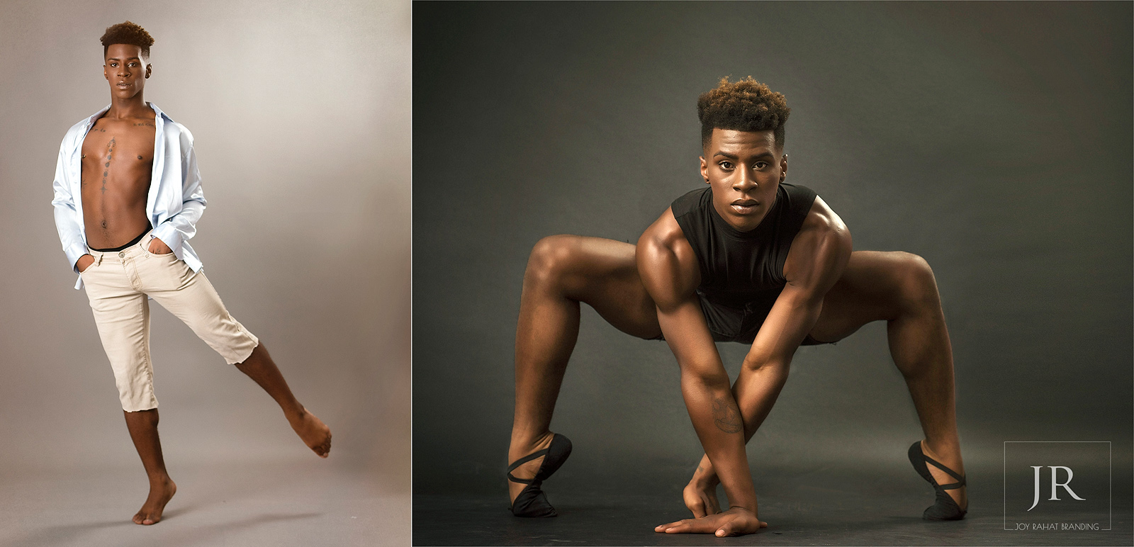 Black Male Ballet Dancer
