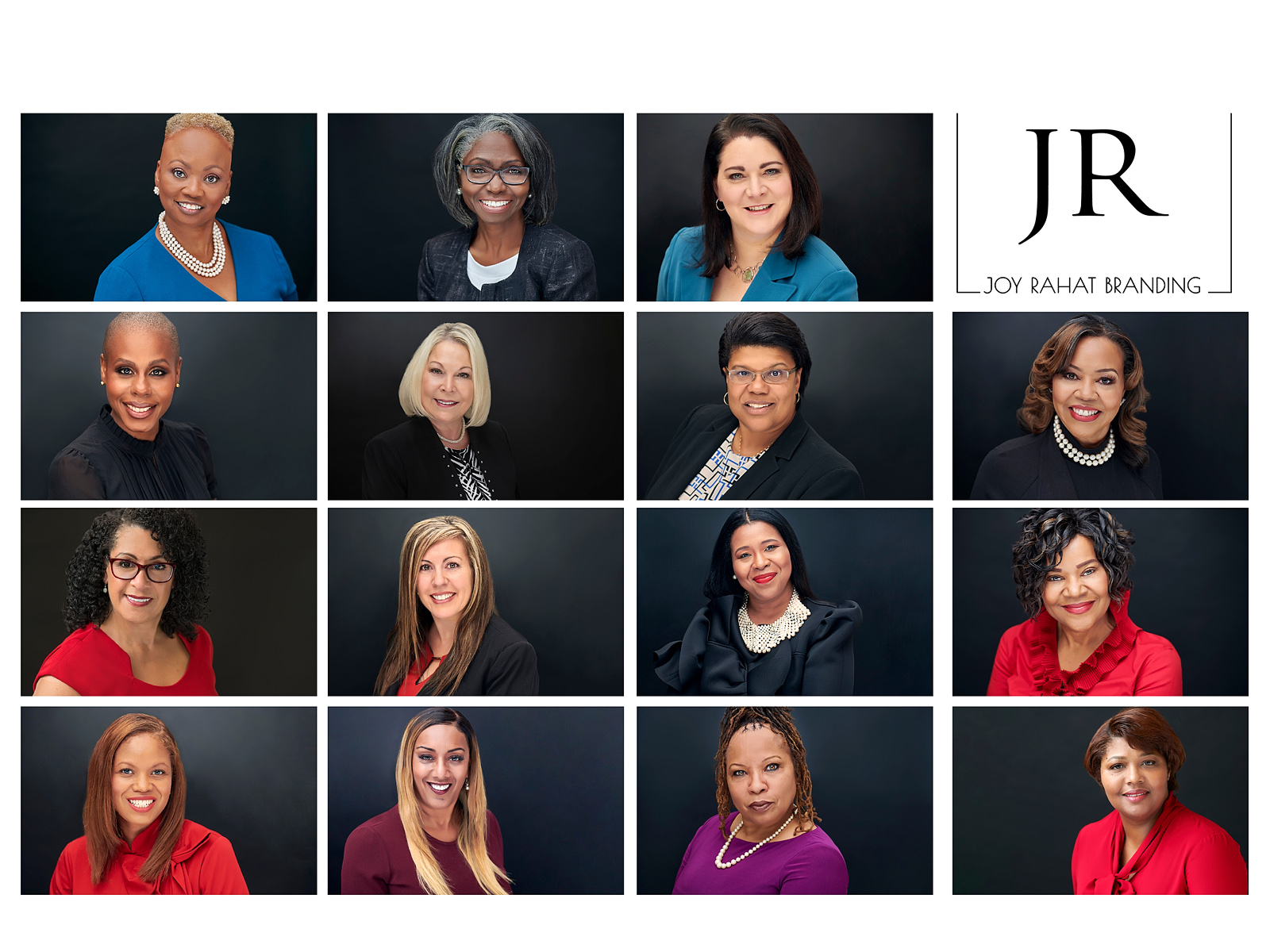 Women Veterans Headshots by Joy Rahat Branding