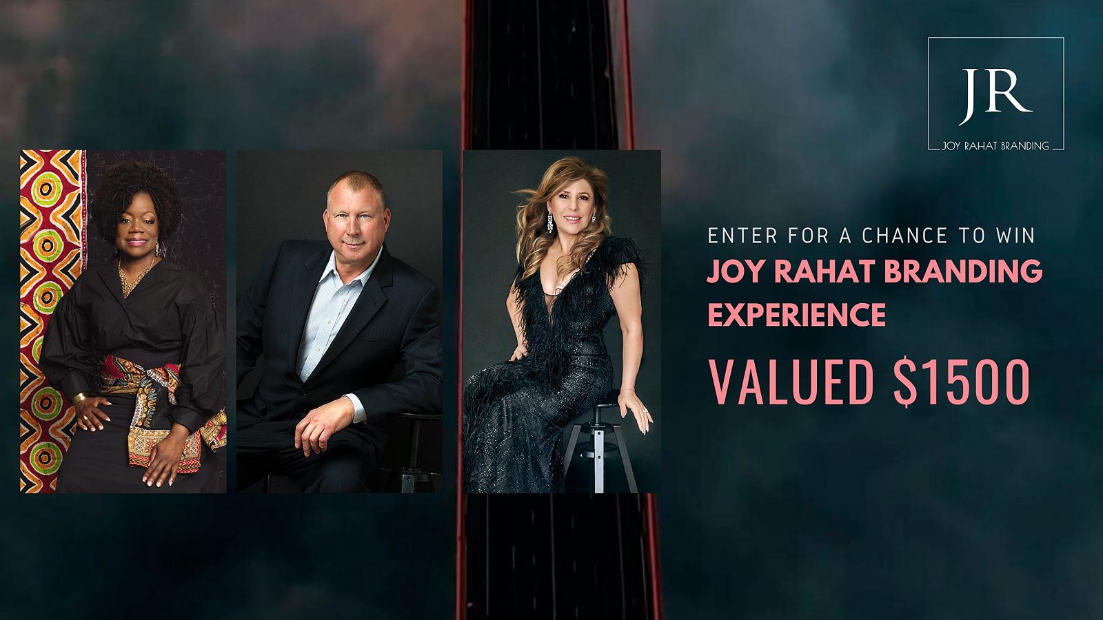 win personal branding portraits